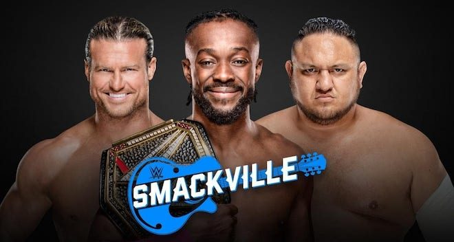 WWE Smackville Results 7/27/19 – Wrestling News | WN
